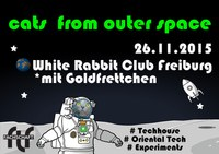Fachschaft TF Party am 26.11. im Wheit Rabbit