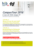 IG Metall Campus Tour 2016