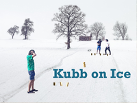 Kubb on Ice (Kubb Turnier / Kubb Tournament) am 30.11. / November 30