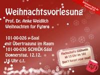 Weihnachtsvorlesung 2019 / Christmas lecture 2019